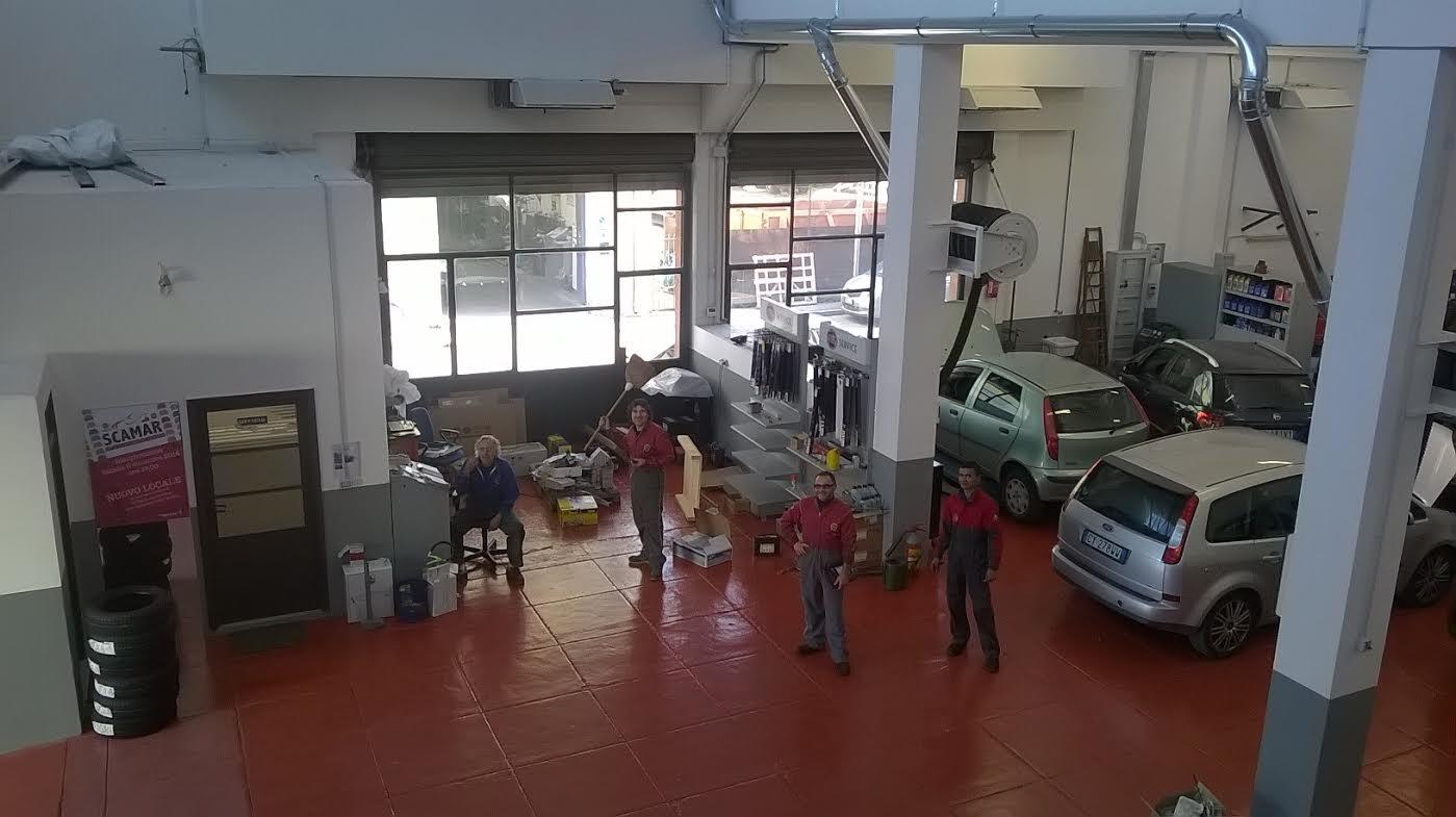 Scamar Snc - Officina Autorizzata Fiat